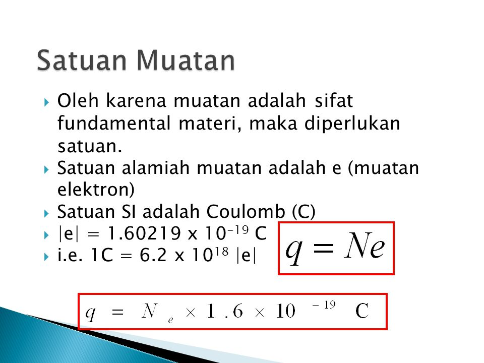 Yang paling mudah dicari rapat muatannya : ◦ = Q/V dq =  V ◦ = Q/A dq =  A ◦ = Q/L dq = L Cari simetris yg tinggi