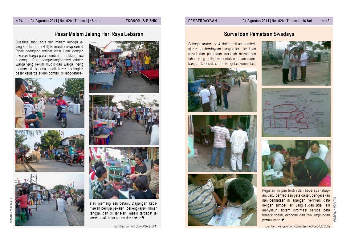 h.12 31 Agustus 2011 | No.020 | Tahun II | 16 hal.