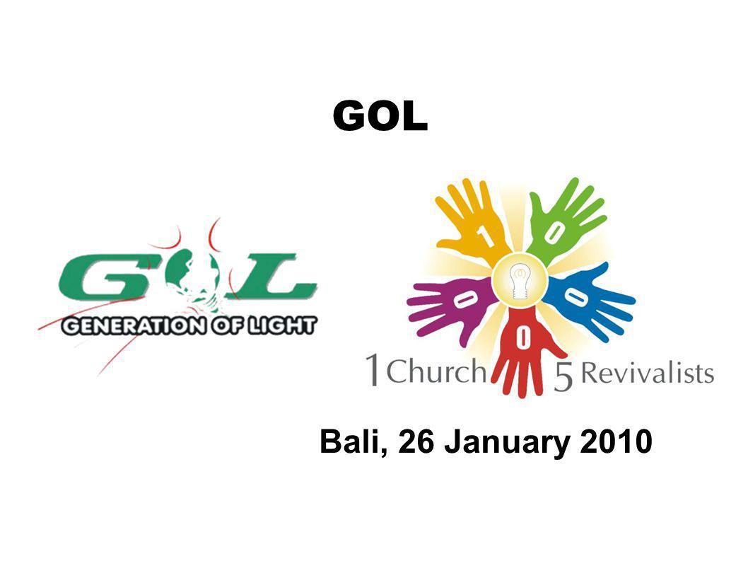 GOL Bali, 26 January 2010