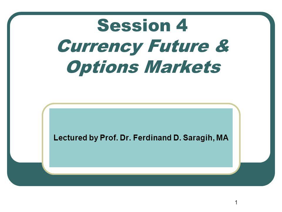 Pada tahun 1994, Philadelphia stock exchange memperkenalkan opsi baru yang disebut Virtual Currency Option disingkat dengan 3-Ds (dollar-denominated delivery).
