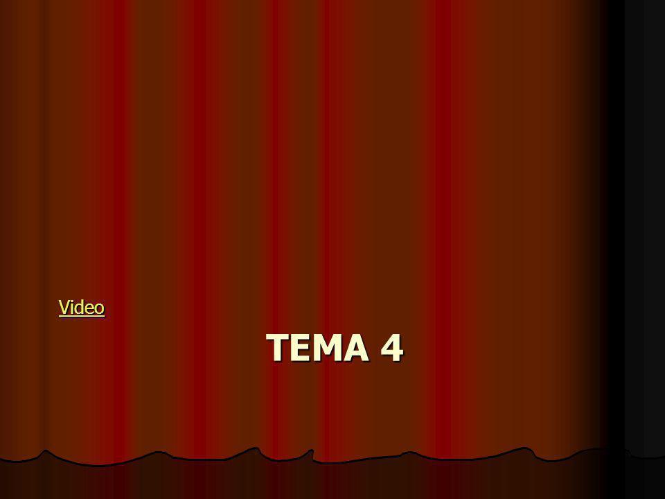 TEMA 4 Video