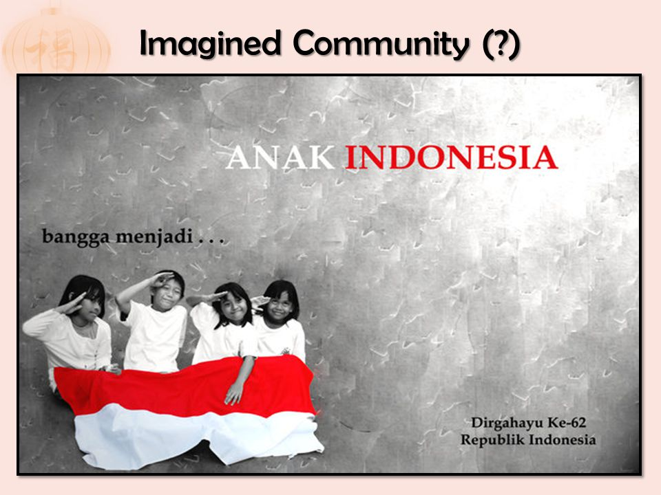 Imagined Community (?)