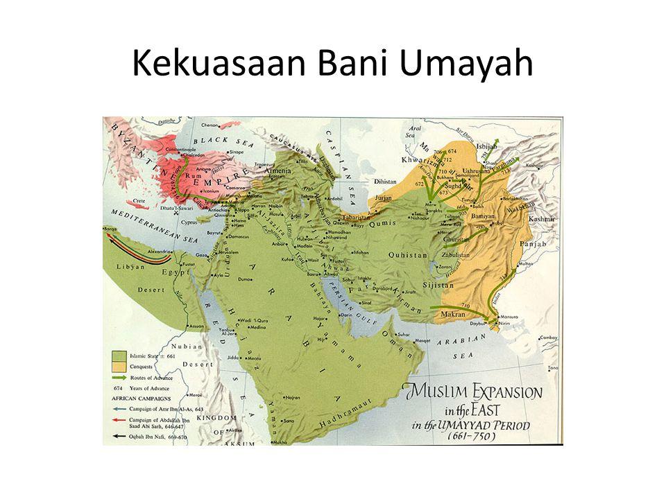 Kekuasaan Bani Umayah