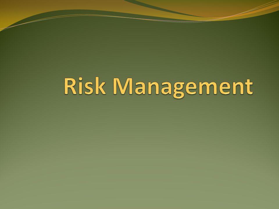 Risk indicators 22