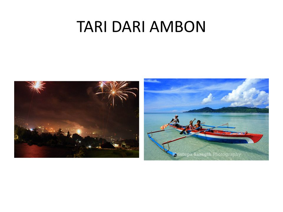 TARI DARI AMBON