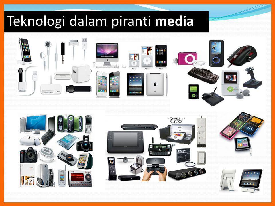Teknologi dalam piranti media