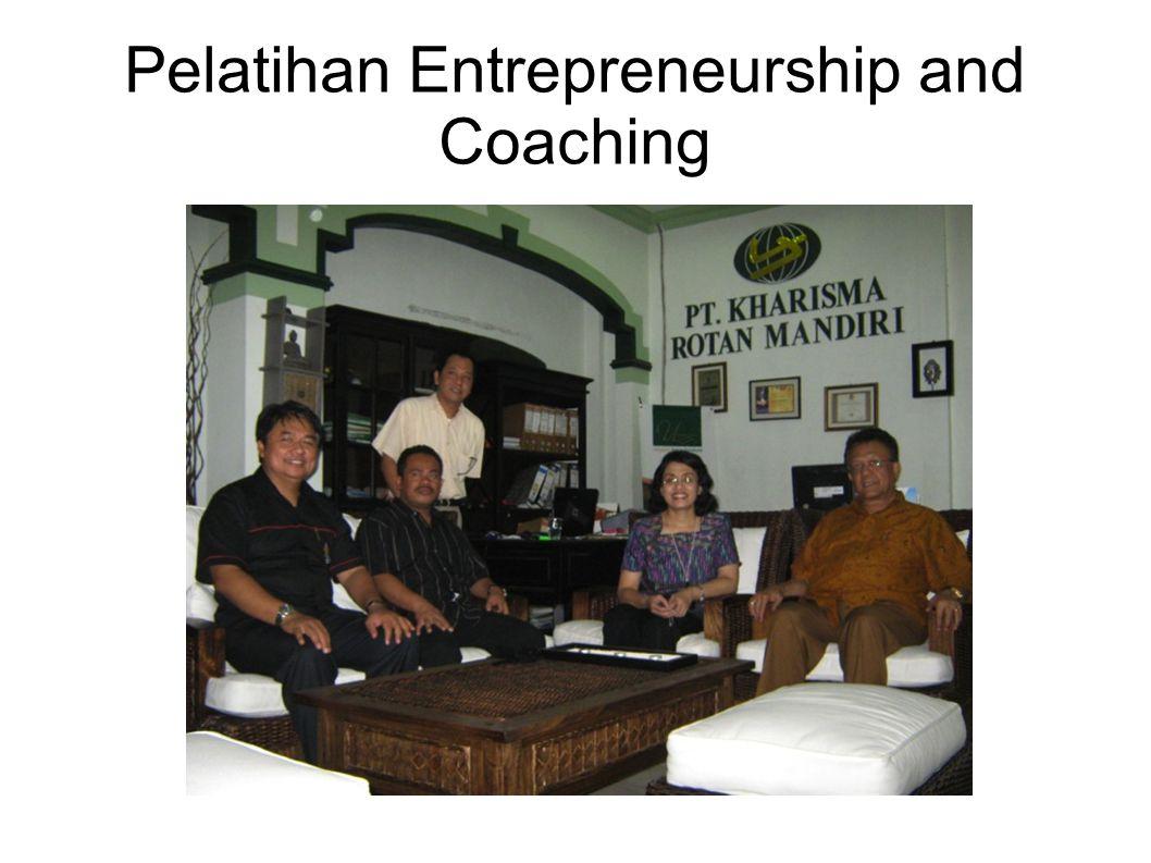 Pelatihan Entrepreneurship and Coaching