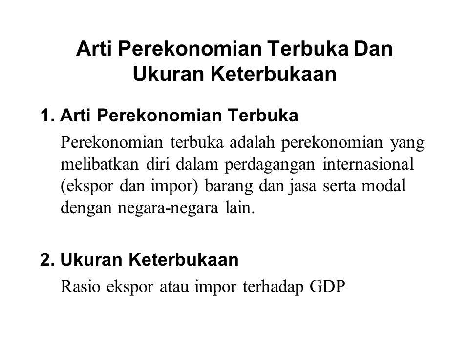 GDP Potensial menunjukkan tingkat output maksimum yang berkesinambungan (maximum sustainable level of output) yang mampu diproduksi oleh perekonomian suatu negara.