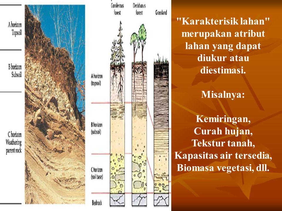 Lanjutan … Unsur Total dalam Tanah Terekstrak dalam Tanah (ppm) Dalam Tanaman (ppm) Besi (Fe) 0.1 – 8.0 % Fe2O3 10 - 1 000 20 - 200 Mangan (Mn) 0.05 %