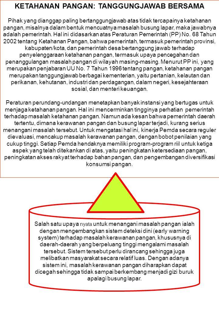 LPMD: LUMBUNG PANGAN MASYARAKAT DESA Kelompok Tani Sari Rejeki Mewujudkan Kedaulatan dengan Lumbung Pangan Dengan bantuan modal dari Lembaga Studi Kemasyarakatan dan Bina Bakat (LSKBB) Solo, dan VECO Indonesia, Kelompok Tani Sari Rejeki di Boyolali, Jawa Tengah bisa membeli padi dari anggotanya dengan harga lebih tinggi.