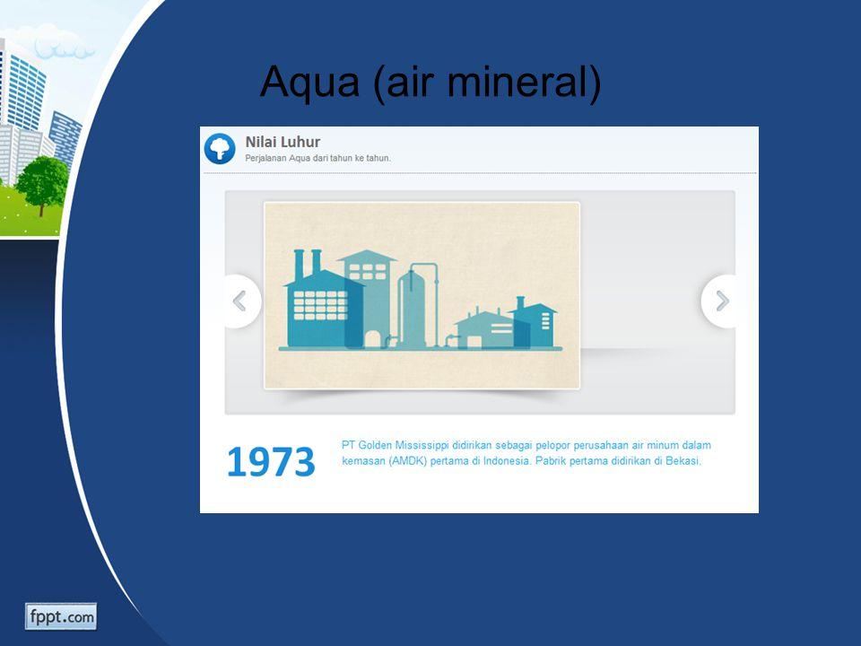 Aqua (air mineral)