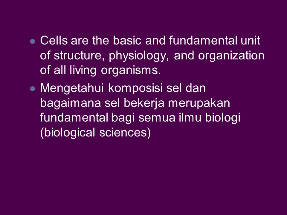 Biology Systems Biology organizes living things along certain levels.