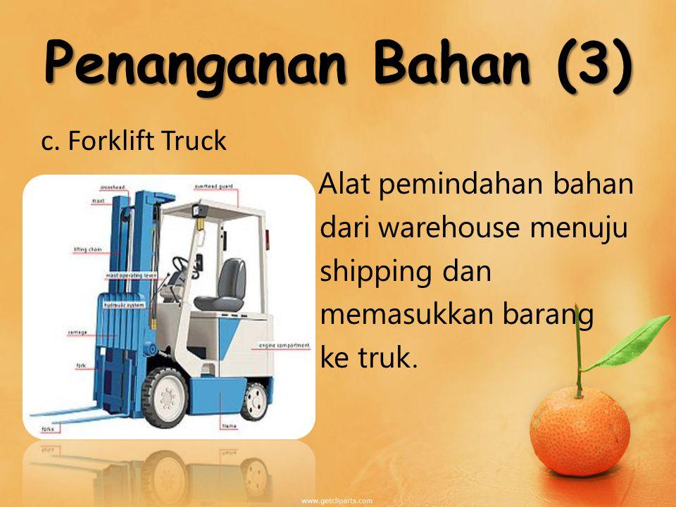 OMH Diketahui: alat: pemindahan bahan (belt conveyor) harga beli Rp.