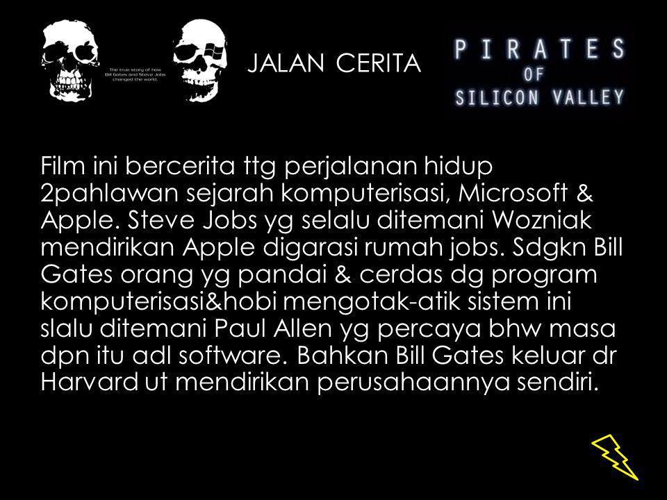 LANJUTAN… Jobs & Gates slalu bersaing, tp Apple slalu saja diatas Microsoft.