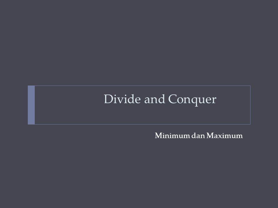 Penyelesaian Kompleksitas Algoritma