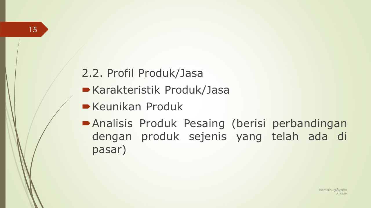 3.Analisis Pasar 3.1.