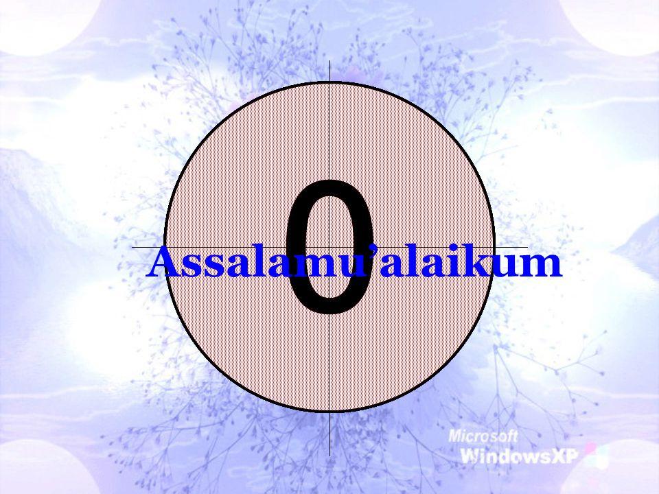 109876543210 Assalamu'alaikum