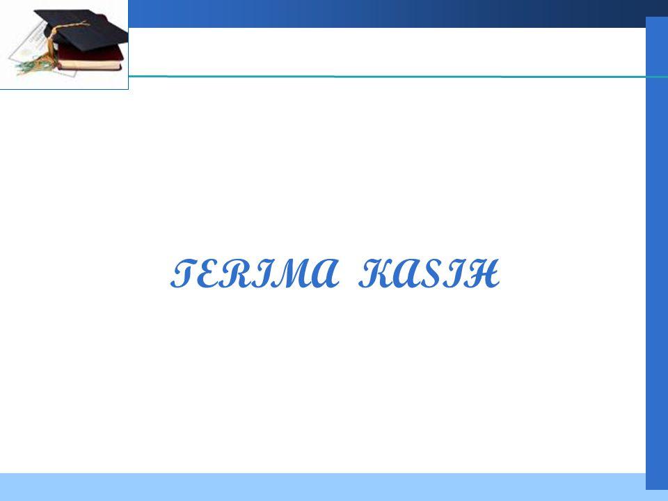 Company LOGO TERIMA KASIH