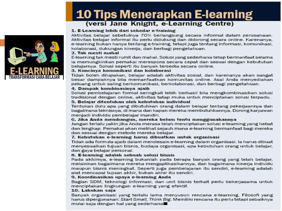 Tipe Training  Pelatihan yang tidak terarah (Fragmented Training)  Pelatihan yang sistematik (Systematic Training)  Pelatihan yang terintegrasi (Integrated Training)