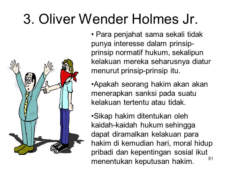 51 3.Oliver Wender Holmes Jr.