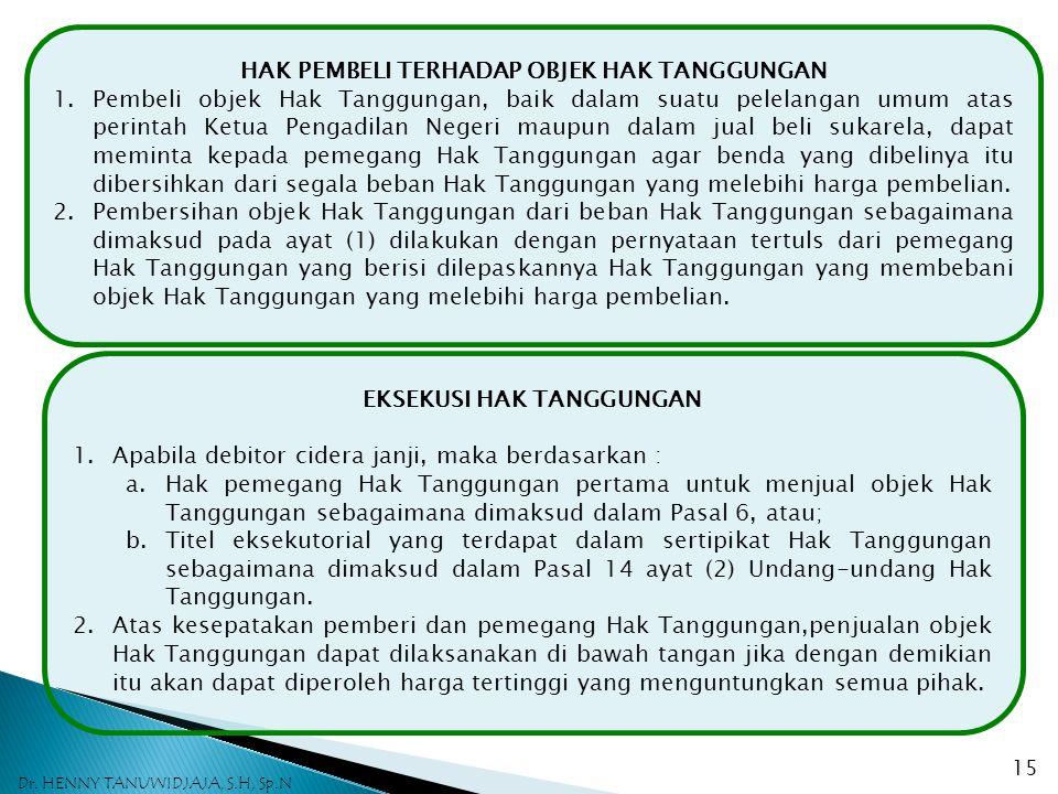 BENTUK DAN ISI AKTA PEMBERIAN HAK TANGGUNGAN Bentuk dan isi Akta Pemberian Hak Tanggungan, bentuk dan isi buku-tanah Hak Tanggungan dan hal-hal lain yang berkaitan dengan tata cara pemberian dan pendaftaran Hak Tanggungan ditetapkan dan diselenggarakan berdasarkan Peraturan Pemerintah sebagaimana dimaksud dalam Pasal 19 Undang-Undang No 5 Tahun 1960 tentang Peraturan Dasar Pokok-Pokok Agraria.