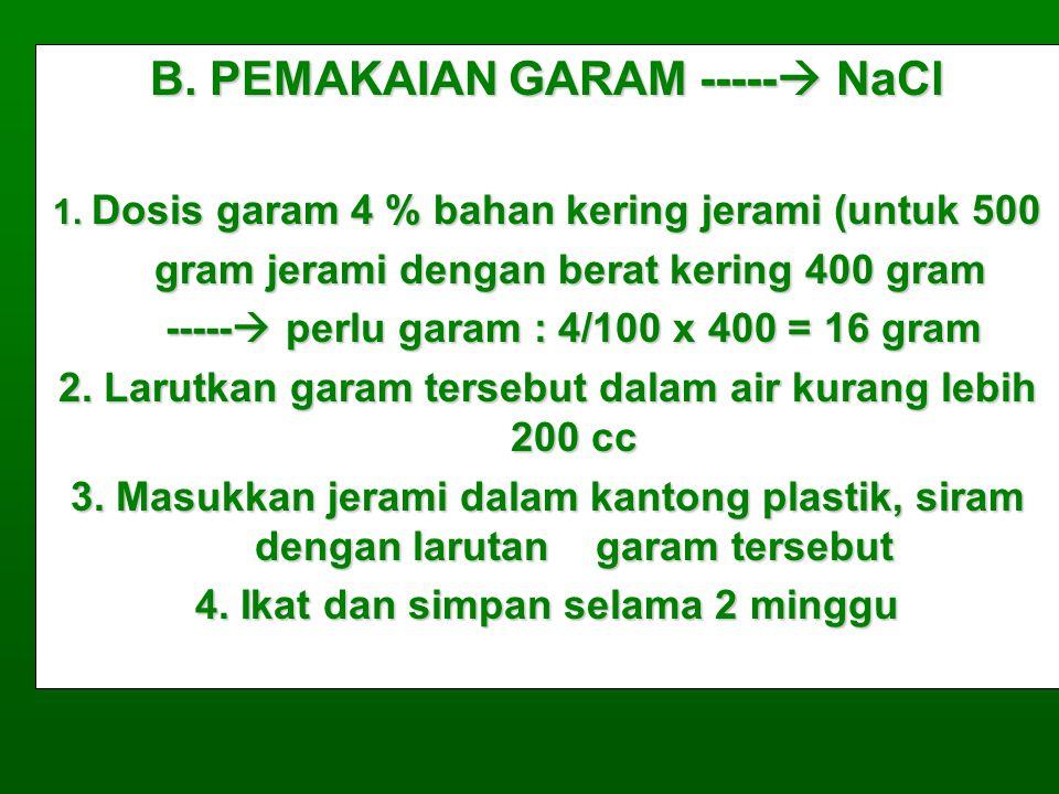 C.Pengolahan jerami dengan amonia = NH 3 (bentuk gas ) Sumber NH 3 antara lain : 1.