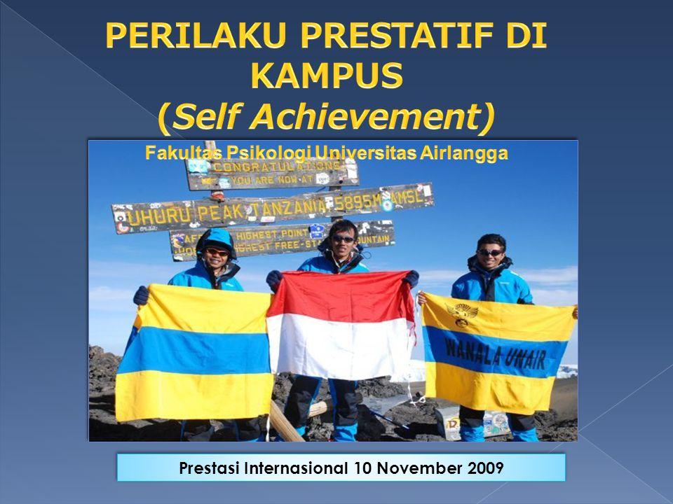 Prestasi Internasional 10 November 2009