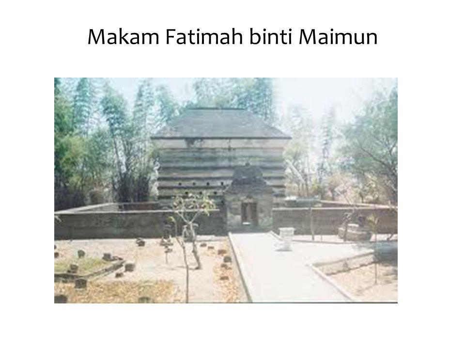 Makam Fatimah binti Maimun