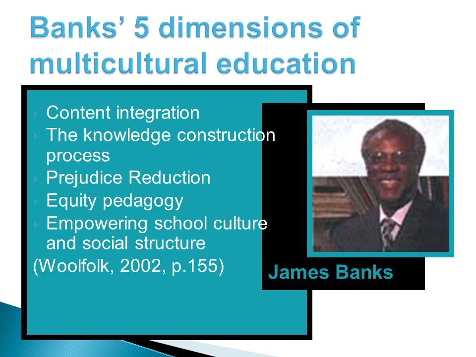  Suatu rangkaian kepercayaan (set of beliefs) dan penjelasan yang mengakui dan menilai pentingnya keragaman budaya dan etnis dalam membentuk gaya hidup, pengalaman sosial, identitas pribadi, kesempatan pendidikan dari individu, kelompok maupun negara (James A Blanks).