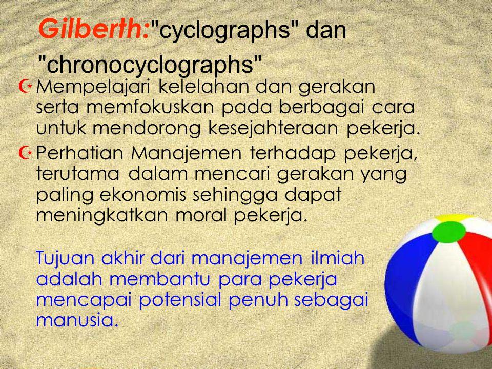 Gilberth: