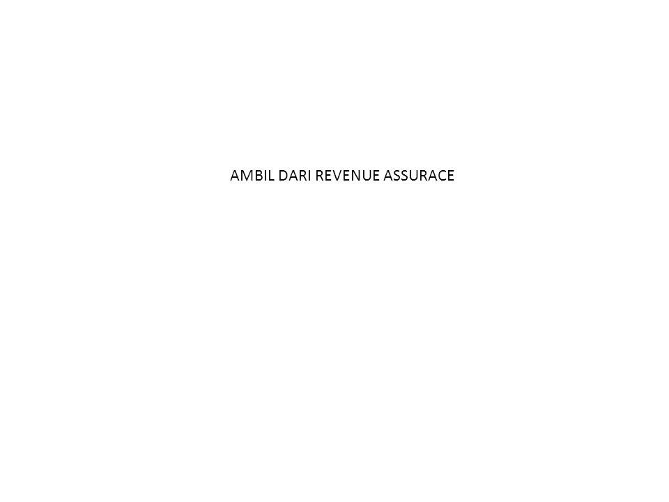AMBIL DARI REVENUE ASSURACE
