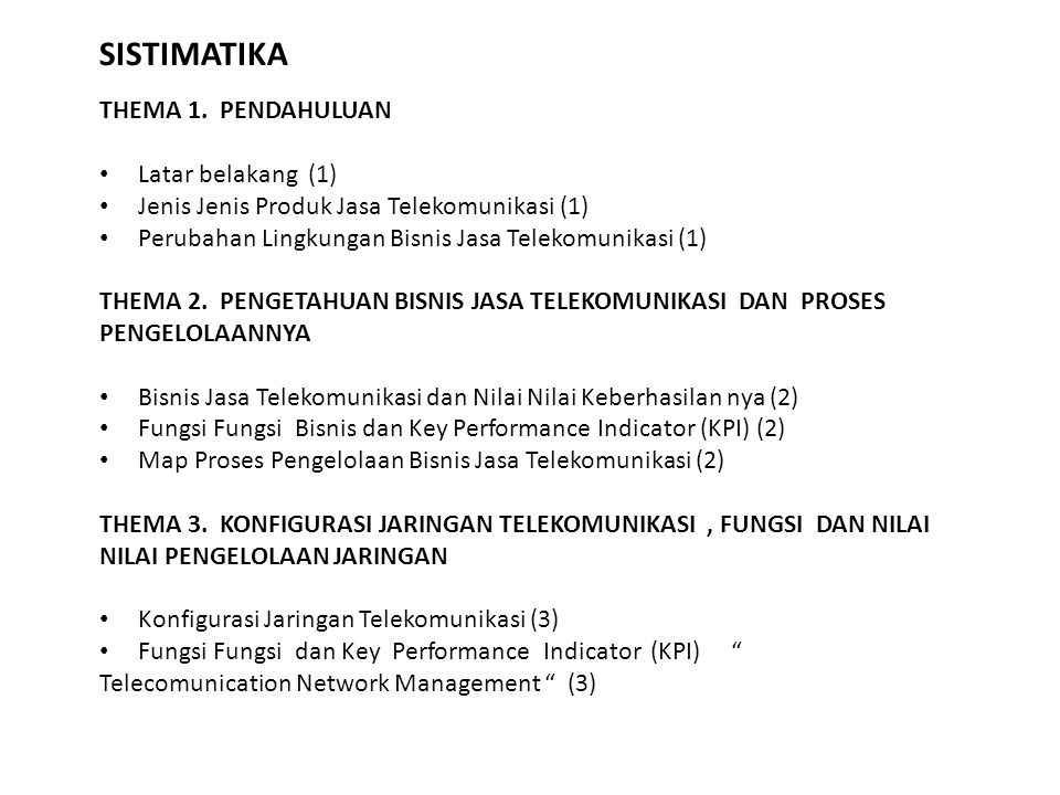 Esia mobile Network & Cust.