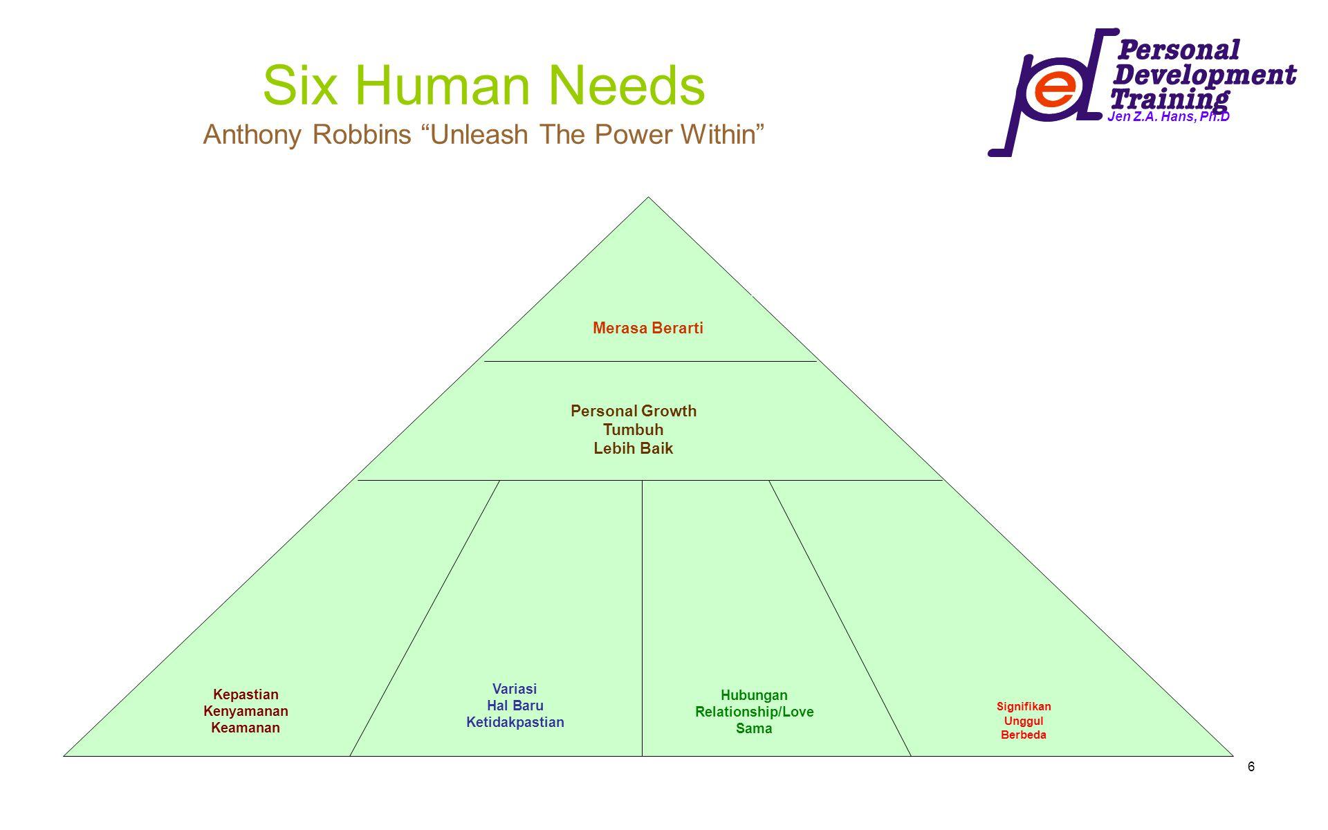 Jen Z.A.Hans, Ph.D 47 Definisi Manajemen Strategik Pearce II, John A.
