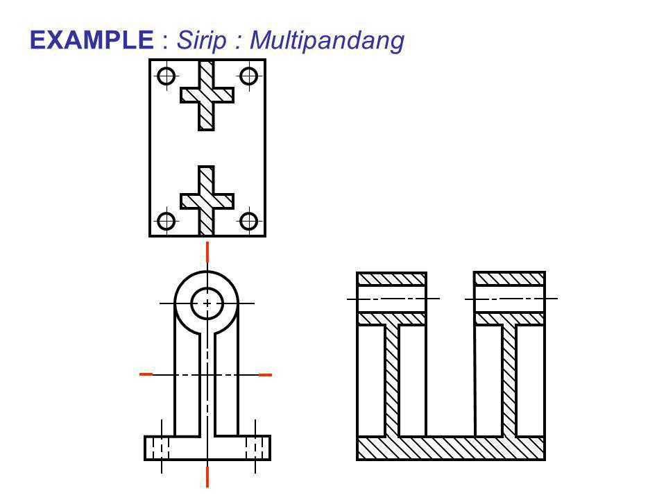 EXAMPLE : Sirip : Multipandang