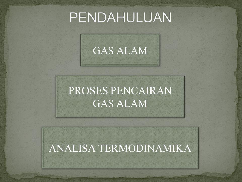  LNG (liquified natural gas) adalah gas alam yang dicairkan.