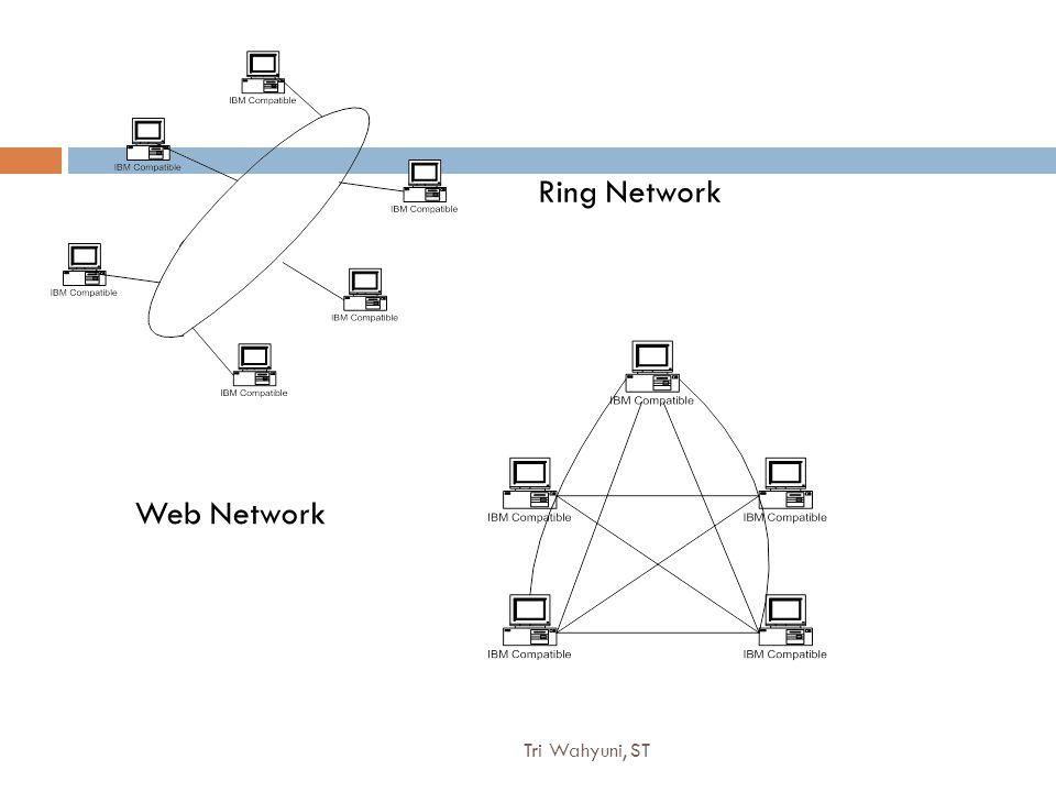 Tri Wahyuni, ST11 Ring Network Web Network