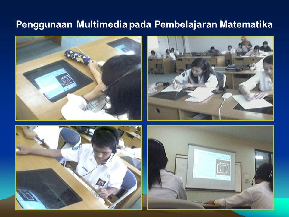 Penggunaan Multimedia pada Pembelajaran Matematika