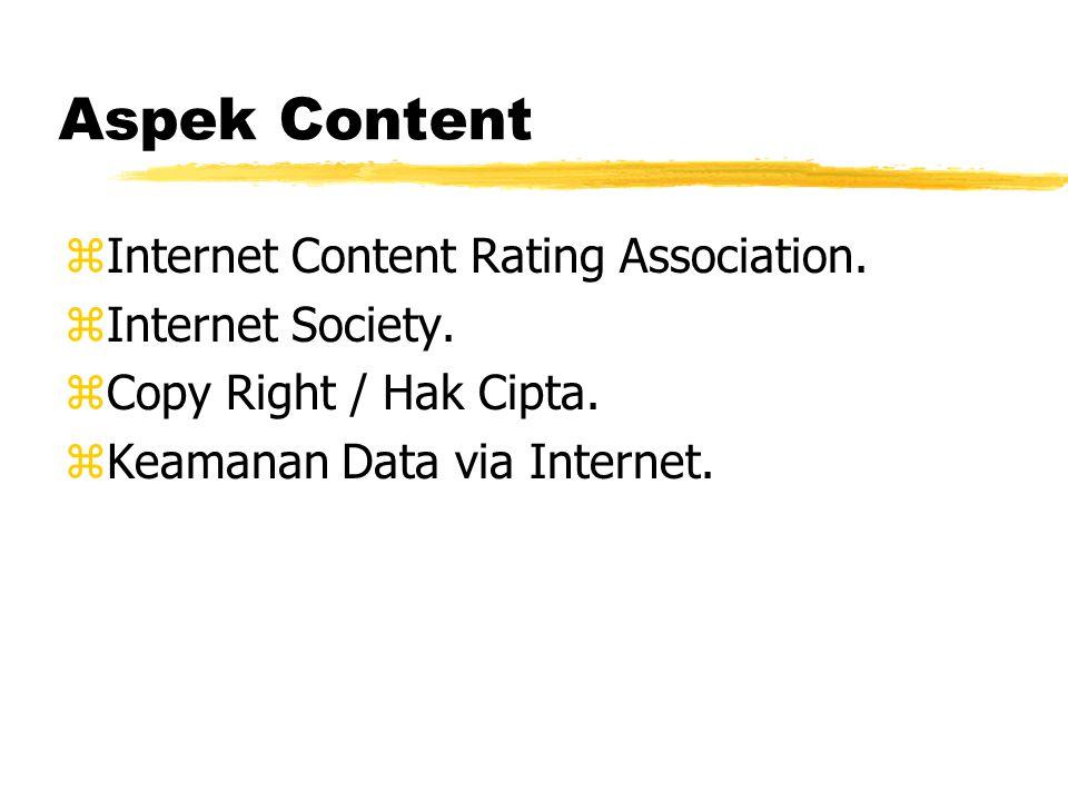 Aspek Content