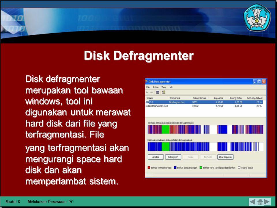 Device Manager Device manager digunakan untuk mengetahui kondisi bahwa komponen sudah dapat dideteksi oleh sistem atau kondisi komponen tidak mengalam
