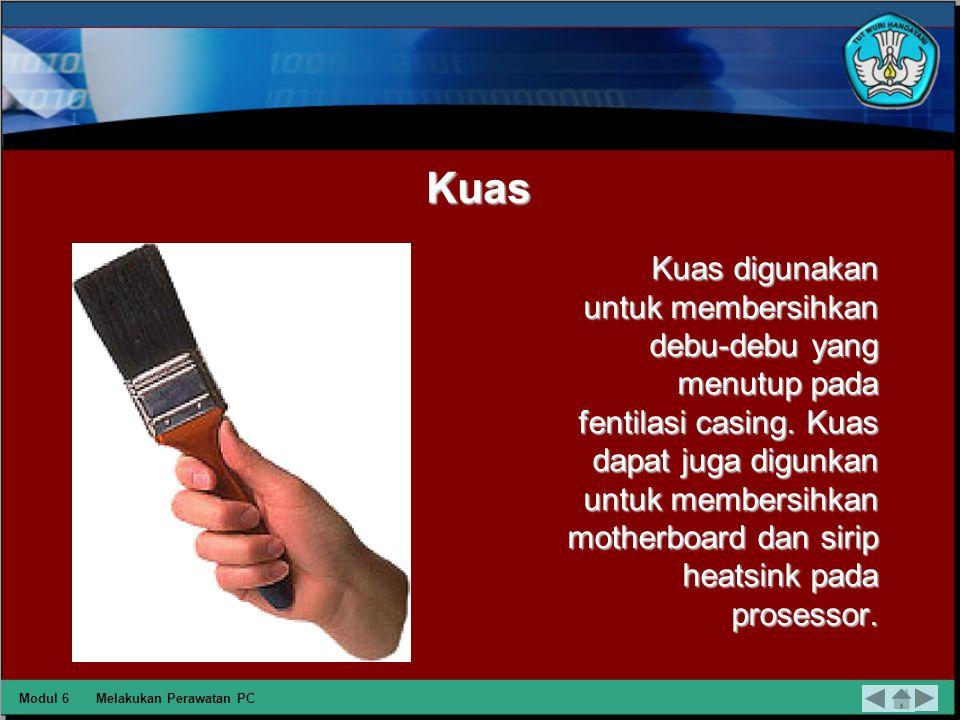 Modul 6Melakukan Perawatan PC Evaluasi 3 Tugas 3 Jelaskan fungsi masing-masing software berikut : 1) Device Manager 2) Bios 3) Direct X 4) Disk Defragmenter 5) Scan Disk 6) Free RAM XP pro 1.40 Operasikanlah beberapa software yang tersedia untuk mengetahui informasi kondisi komponen PC yang ada.