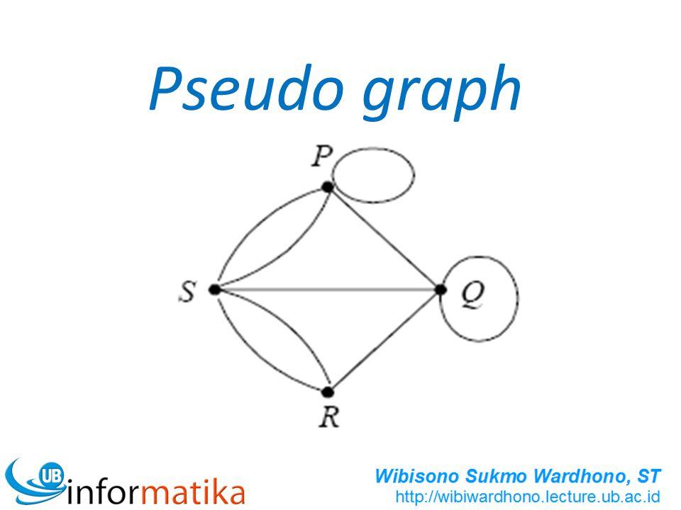 Pseudo graph