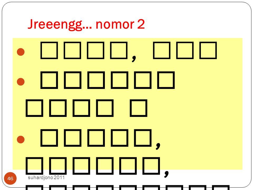 Jreeengg… nomor 1 Ketahui macam ( jenis ) publikasi ilmiah yang akan dinilai Ada 14 macam ! suhardjono 2011 45