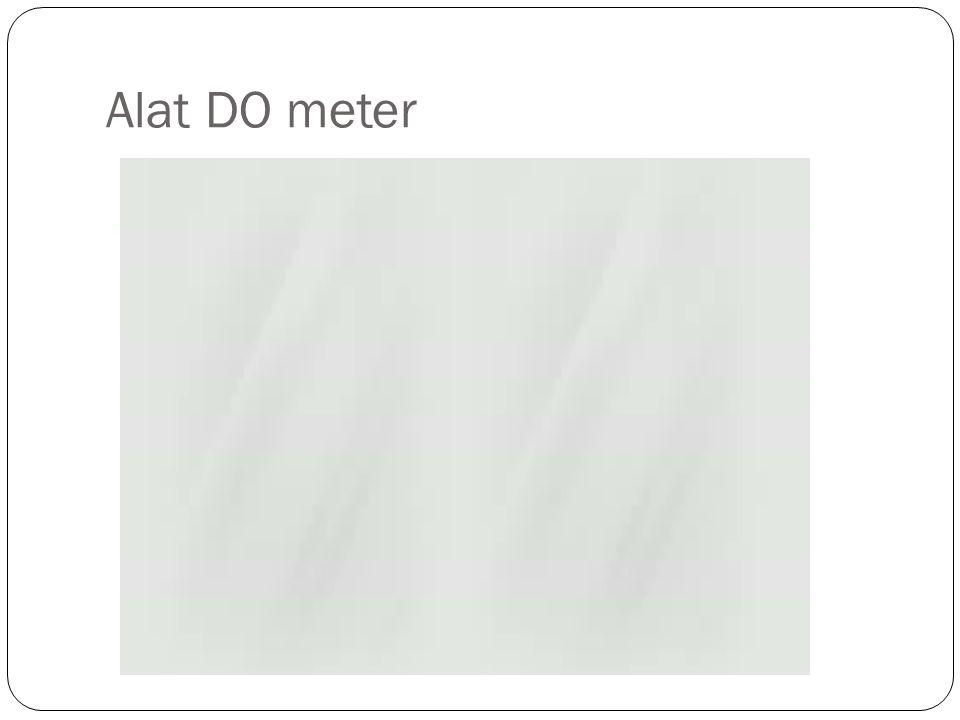 Alat DO meter