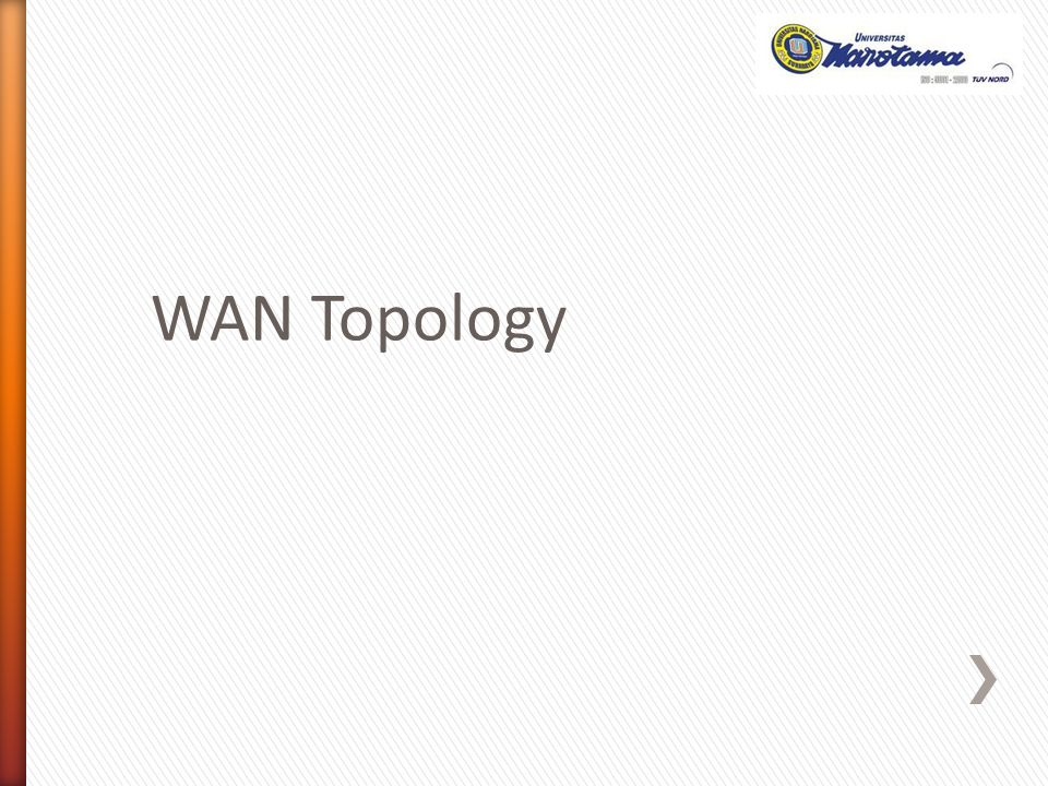 WAN Topology
