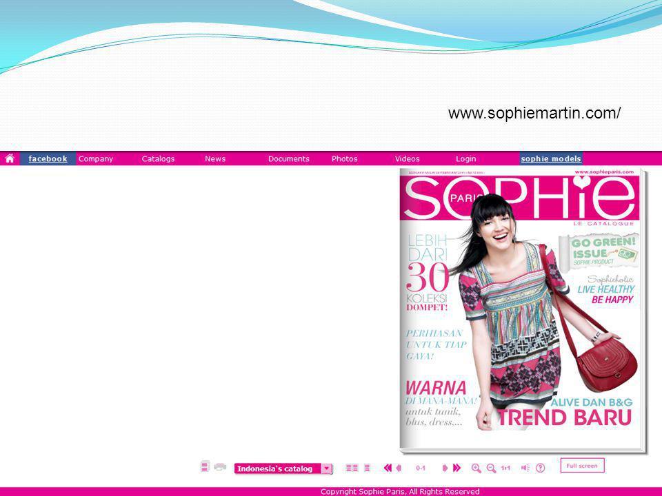 27 www.sophiemartin.com/