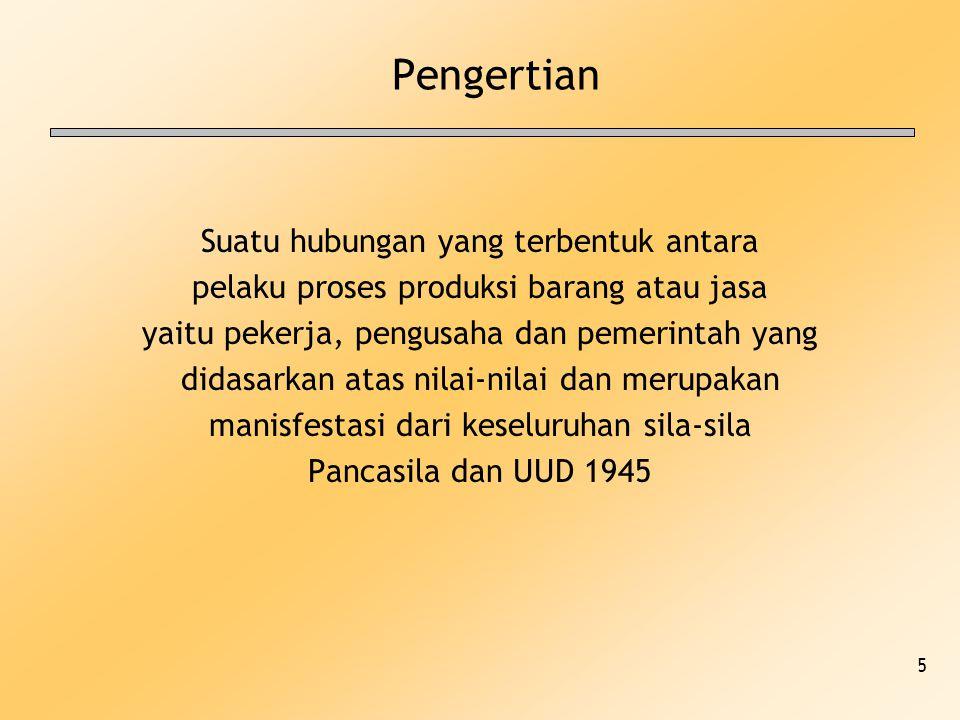 16 Perjanjian Kerja Bersama (PKB) Hasil rundingan antara Management dan PUK Serikat Pekerja.