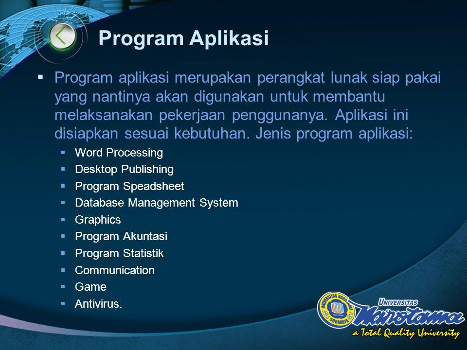 LOGO Bahasa Pemrograman  Bahasa pemrograman, atau sering diistilahkan juga dengan bahasa komputer, adalah teknik komando/instruksi standar untuk memerintah komputer.