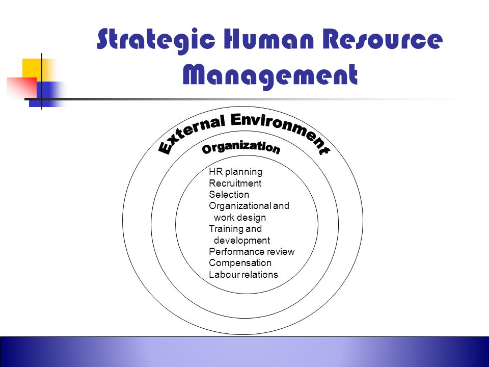 Robbins et al., Fundamentals of Management, 4th Canadian Edition ©2005 Pearson Education Canada, Inc. Strategic Human Resource Management HR planning