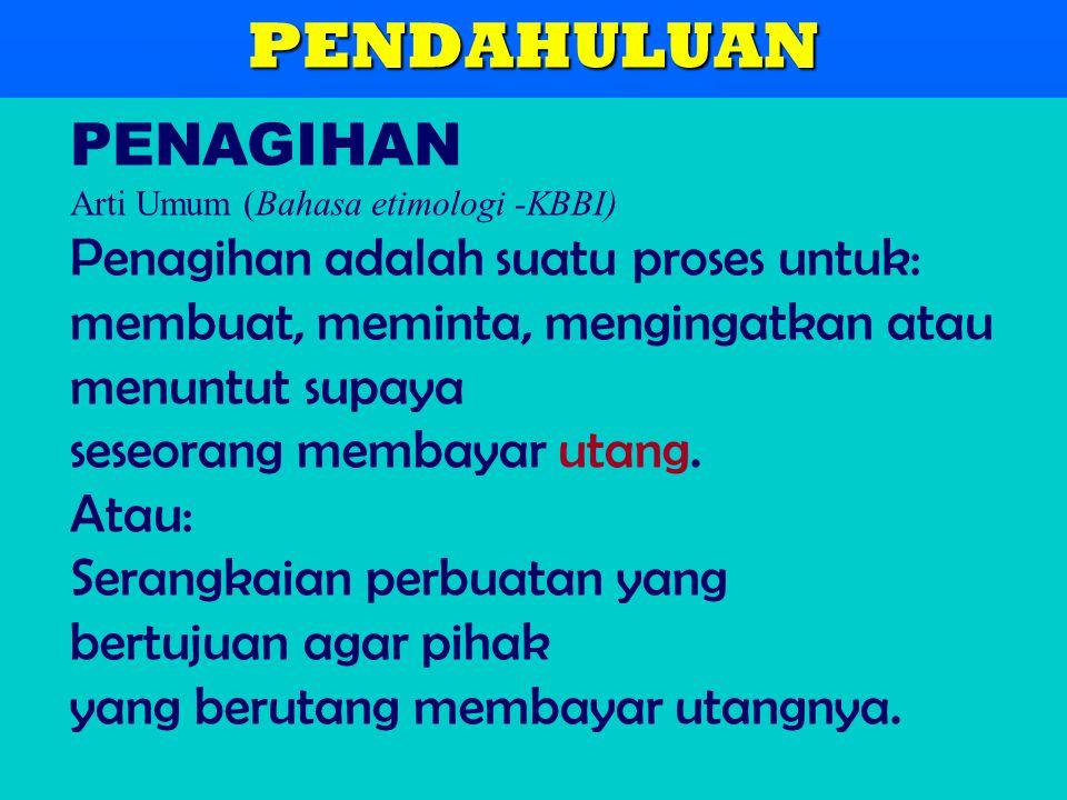 penyitaan Penyitaan adalah tindakan Jurusita Pajak untuk menguasai barang Penanggung Pajak, guna dijadikan jaminan untuk melunasi utang pajak menurut peraturan perundang- undangan.