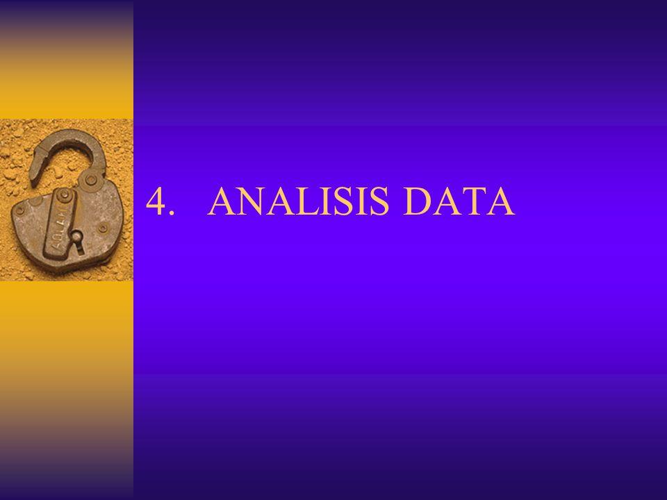 4.ANALISIS DATA